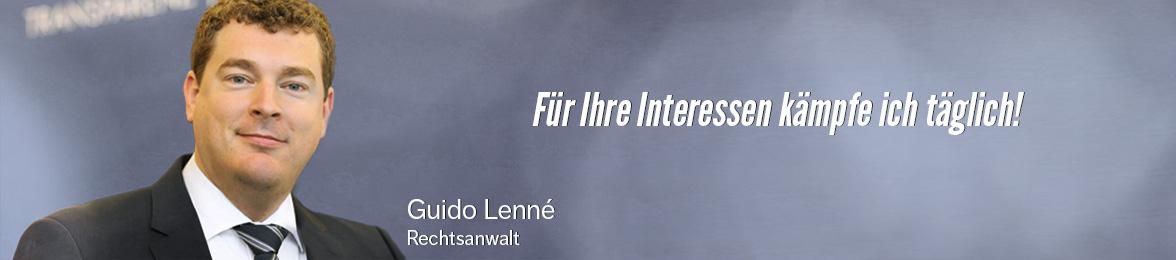 Startseite Anwaltskanzlei Lenné